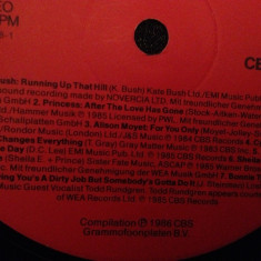 LADY POWER - VARIOUS ARTISTS (1986/CBS rec/RFG) - disc VINIL - Muzica Rock Columbia