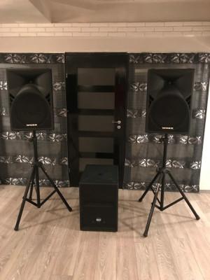 Sistem audio foto