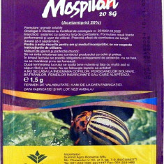 Insecticid sistemic Mospilan 20 SG 40 gr