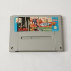 Joc consola Super Nintendo SNES - International Superstar Soccer Deluxe, Actiune, Toate varstele, Single player