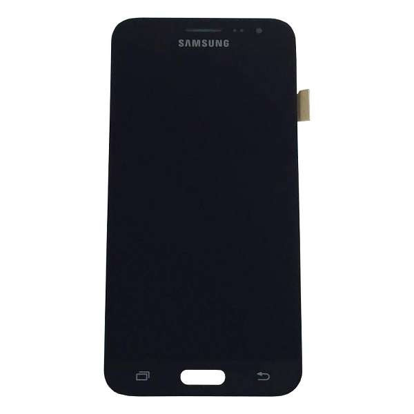 Display Samsung Galaxy J3 J320 Negru foto mare