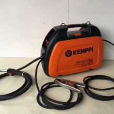 Aparat de Sudat KEMPPI MinarcMig Evo 200 - Invertor sudura