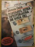 James Cain Postasul suna intotdeauna de doua ori