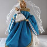 MADONA CU PRUNCUL - Bibelou vechi