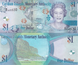 Insulele Cayman 1 Dollars 2010 UNC