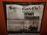 -Y- BENNY GOODMAN - SWING GOES ON !  VOL 6   DISC VINIL
