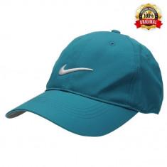 Sapca Nike Legacy Tech Bleu - Originala - Reglabila - 100% Polyester - Sapca Barbati Nike, Marime: Marime universala