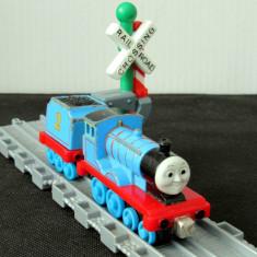 🚂 Thomas and Friends ✯ Take-n-Play ✯ EDWARD ✯ Magnetic Train ✯ 2010 🚂 - Trenulet, Locomotive
