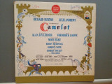 "Musical ""CAMELOT""- Julia Andrews/R.Burton (1960/CBS/USA) - VINIL/Analog/Vinyl"