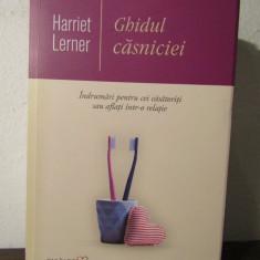GHIDUL CASNICIEI-HARRIET LERNER - Carte dezvoltare personala