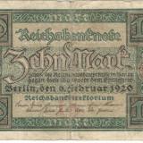 Germania 10 marci 1920