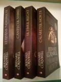 Bernard Cornwell - seria Ultimul regat (4 titluri), Litera