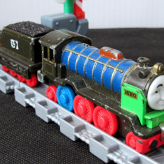 🚂 Thomas and Friends ✯ Take-n-Play ✯ PATCHWORK HIRO ✯ Magnetic Train ✯ 2010 🚂 - Trenulet, Locomotive