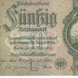 Germania 50 marci 1933