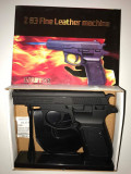 Bricheta Pistol Full Metal cu Suport si Husa