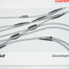 Catalog Ghid Marklin MÄRKLIN Z Mini-Club 0294