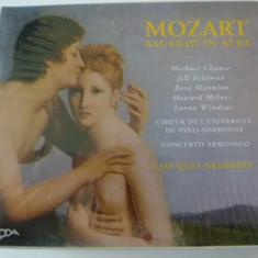 Mozart - Ascanio in Alba - concerto armonico  - jacques grimmert -2 cd