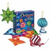 Kit Origami Craciun - Jocuri arta si creatie