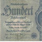 Germania 100 marci 1935
