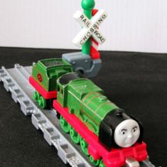 🚂 Thomas and Friends ✯ Take-n-Play ✯ BIG CITY ENGINE ✯ Magnetic Train ✯ 2014 🚂 - Trenulet, Locomotive