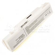 Baterie Laptop Samsung NP300E5V 9 celule alba, 6600 mAh