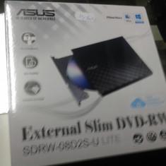 Dvd Writer extern Asus, absolut nou! - Unitate optica externa