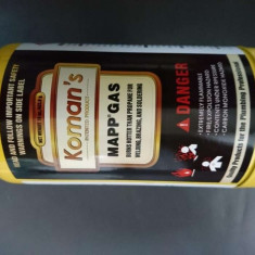 Butelie MAPP GAZ pentru suduri