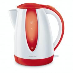 Fierbator Sencor SWK 1814RD 2000W 1.8l White / Red, 1,8 L