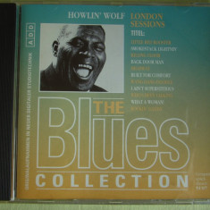 HOWLIN' WOLF - London Sessions - The Blues Collection - C D Original ca NOU, CD