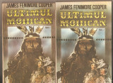 James Fenimore Cooper-Ultimul Mohican  2 vol.