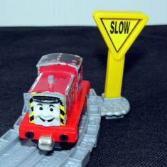 🚂 Thomas and Friends ✯ Take Along ✯ SALTY ✯ Magnetic Train ✯ 2003 🚂 - Trenulet, Locomotive