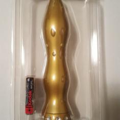 Vibrator, Shots Toys, the Jewel, gold - Vibrator Vaginal