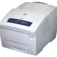 Imprimante second hand laser color Xerox Phaser 8550 - Imprimanta laser color