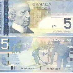 Canada Lot Dolar - bancnota america