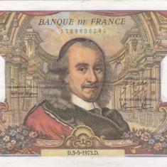 FRANTA 100 francs 3-5-1973 VF!!! - bancnota europa