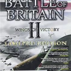 Battle of Britain II Wings of Victory Limited Edition CD ROM . simulator avion. - Joc PC Activision