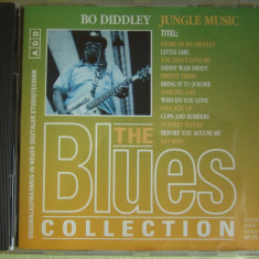 BO DIDDLEY - Jungle Music - The Blues Collection - C D Original ca NOU, CD