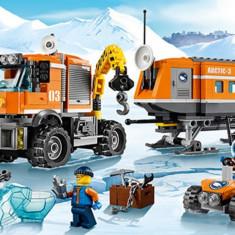 Lego City - Baza Artica mobila - 60035