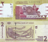 Sudan 2 Pounds 06.2011 UNC