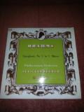 Brahms-Symphony No 1-Otto Klemperer-Columbia UK (1958) vinil vinyl