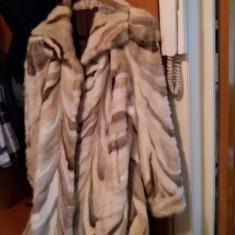 Ocazie haina nurca impecabila - haina de blana