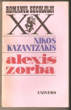 Nikos Kazantzakis-Alexis Zorba, Nikos Kazantzakis