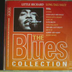 LITTLE RICHARD - Long Tall Sally - The Blues Collection - C D Original ca NOU, CD