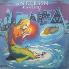 POVESTIRI - Andersen (DISC VINIL)