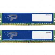 Memorie Patriot Signature Line 16GB DDR4 2400 MHz CL16 Heatshield Dual Channel Kit - Memorie RAM