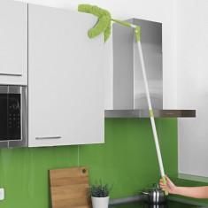 Mop cu 5 capete si prelungitor Cleanmaxx, Maturi manuale