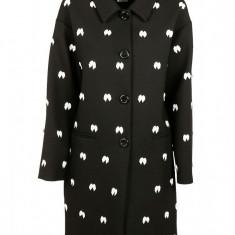 Palton Boutique Moschino - Palton dama, Marime: 42, 40, Culoare: Negru