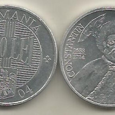ROMANIA 1000 1.000 LEI 2004 [01] a UNC - Luciu, livrare in cartonas - Moneda Romania, Aluminiu