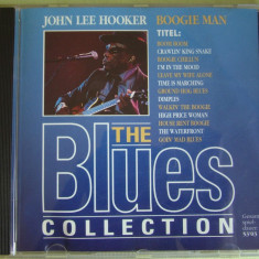 JOHN LEE HOOKER - Boogie Man - The Blues Collection - C D Original ca NOU, CD