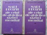 Mari Decizii Ale Celui De-al Doilea Razboi Mondial Vol.1-2 - Jacques De Launay ,408334